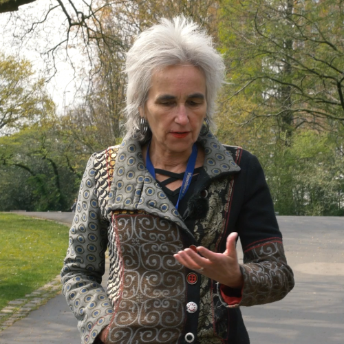 A picture of Marion Koopmans, virologist